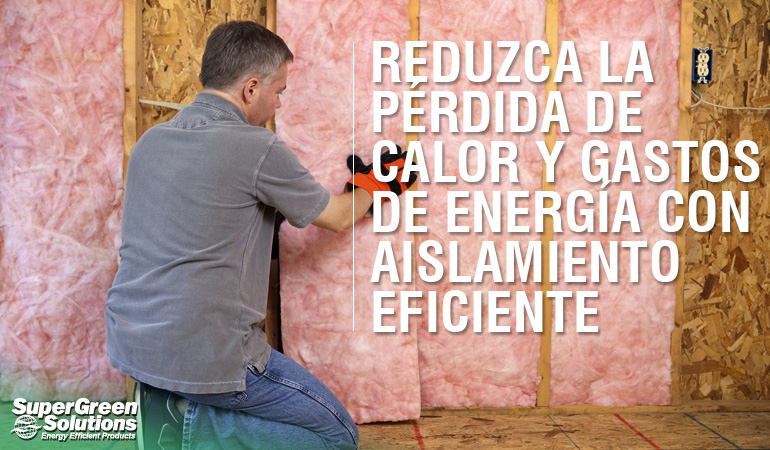 SuperGreen Solutions Products - Insulation