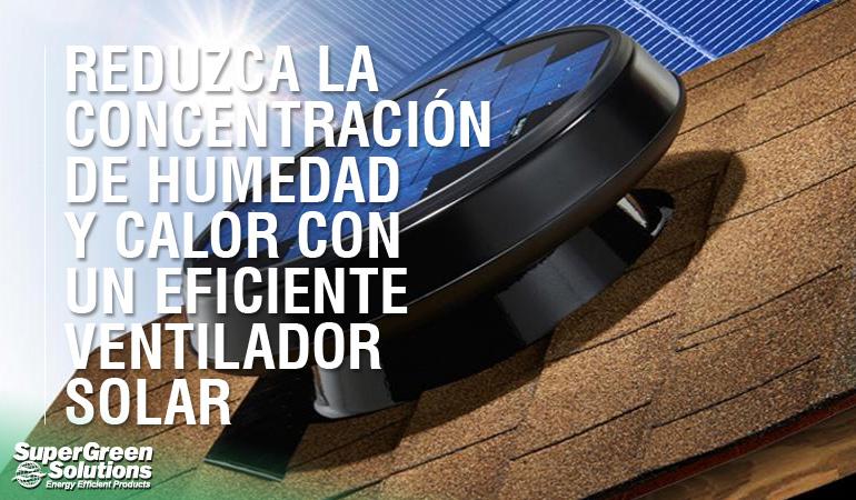 Energy Efficient Roof Ventilation Solatube Solar Star
