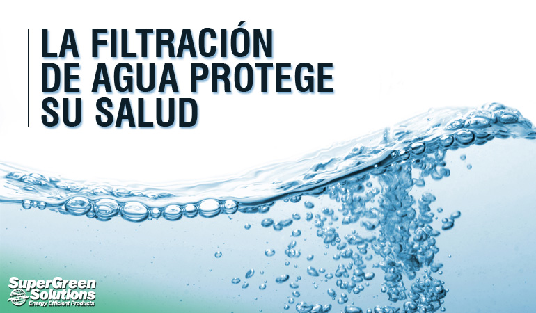 SuperGreen Solutions Water Filtration